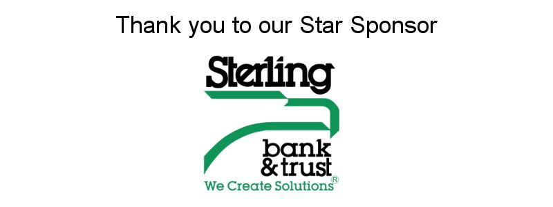 Inner Sunset Flea Headline Supporter Sterling Bank & Trust