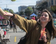 Inner Sunset Flea - October 2015