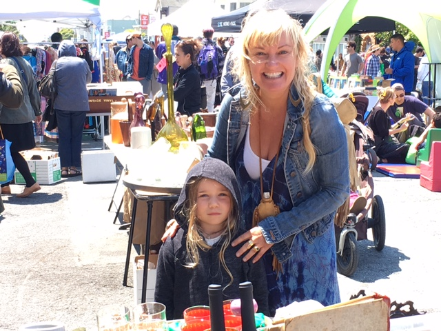 Inner Sunset Flea - July 2017